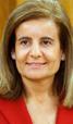 Fátima Báñez, ministra de empleo