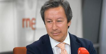 Carlos Floriano, secretario de Organización del PP