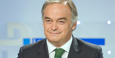 Esteban González Pons, vicesecretario de Estudios y Programas del PP