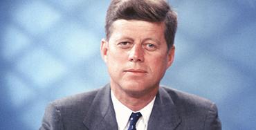 John F. Keneddy, expresidente de los EEUU