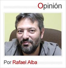 Rafael Alba, periodista