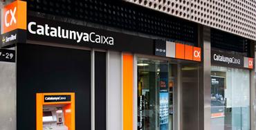 Oficina de CatalunyaCaixa
