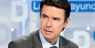 José Manuel Soria, ministro de Energía
