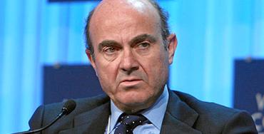 Luís de Guindos, ministro de Economía y Competitividad