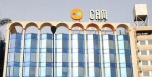Antigua sede de la CAM