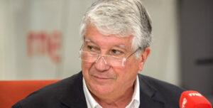 Arturo Fernández, presidente de la CEIM