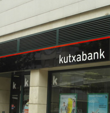 Kutxabank, sucursal