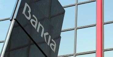 Sede de Bankia - Foto: Raúl Fernández