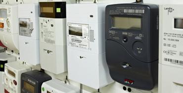 Contadores eléctricos digitales