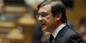 Pedro Passos Coelho, primer ministro de Portugal