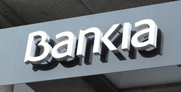 Oficina de Bankia - Foto: Raúl Fernández