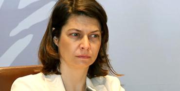 Lucía Figar, consejera de Educación de Madrid