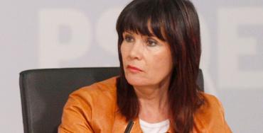 Micaela Navarro, presidenta del PSOE