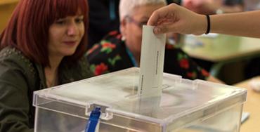 Urna electoral - Foto: Raúl Fernández