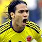 Radamel Falcao, jugador del Manchester United