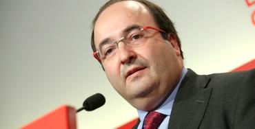 Miquel Iceta, primer secretario del PSC
