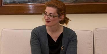 Maite Pagazaurtundua, nueva portavoz de UPyD en el Parlamento Europeo