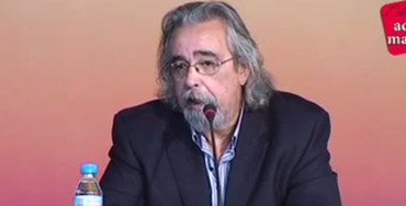 Ángel Pérez, portavoz del Grupo Municipal de IU de Madrid