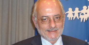Benigno Blanco, presidente del Foro Español de la Familia