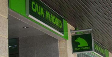 Sucursal de Caja Madrid