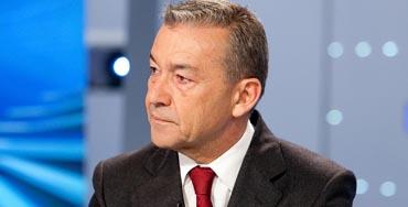 Paulino Rivero, presidente de Canarias