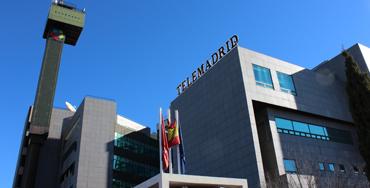 Estudios de Telemadrid