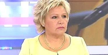 Ángeles Pedraza, presidenta de AVT