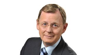 Bodo Ramelow, líder de Die Linke