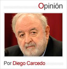Diego Carcedo, periodista