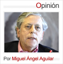 Miguel Angel Aguilar, periodista