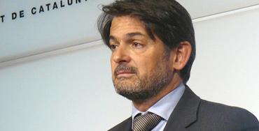 Oriol Pujol, exdiputado de CiU