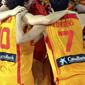 Selección de Baloncesto femenina