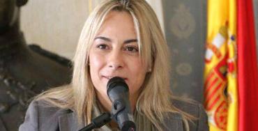 Sonia Casteda, ex alcaldesa de Alicante