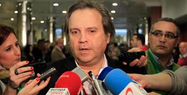 Antonio Miguel Carmona, candidato del PSOE al Ayuntamiento de Madrid