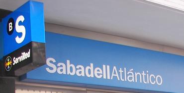 Sucursal de Banco Sabadell