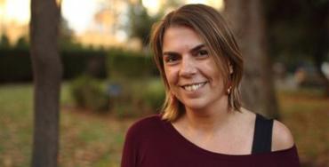 Begoña Gutiérrez, líder de Podemos en Sevilla