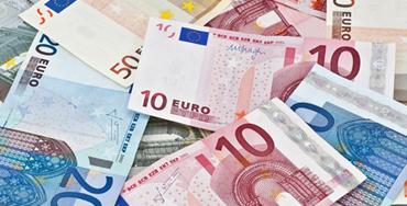 Billetes de euro