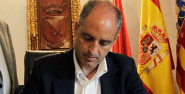 Francisco Camps, expresident de la Generalitat