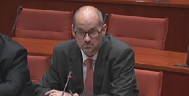 Jordi Roca, diputado del PP en el Parlamento catalán