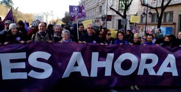 Marcha del cambio - Foto: @ahorapodemos