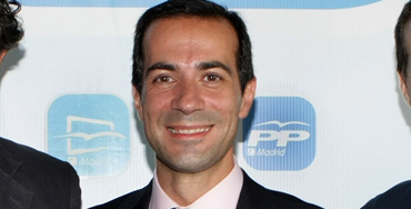 Salvador Victoria, consejero de Presidencia de la Comunidad de Madrid