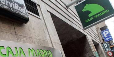 Sucursal Caja Madrid