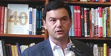 Thomas Piketty, economista