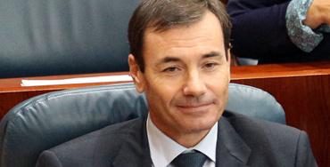 Tomás Gómez, secretario general el PSM