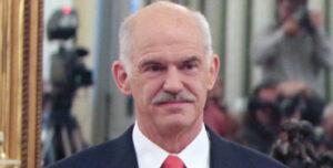 Yorgos Papandreu, exprimer ministro de Grecia