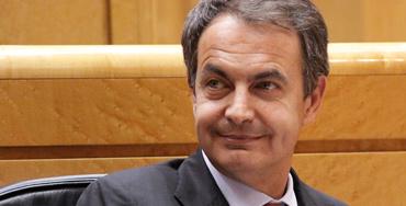 José Luís Rodríguez Zapatero, expresidente del Gobierno