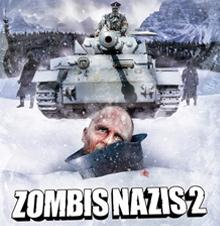 Cartel de Zombis Nazis 2
