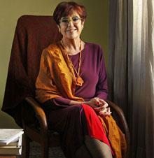 Maruja Torres, periodista y escritora