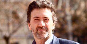 Mauricio Valiente, candidato de IU a la Alcaldía de Madrid