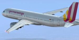 Avión de Germanwings